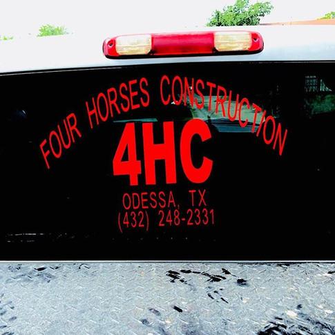 4HC Decal