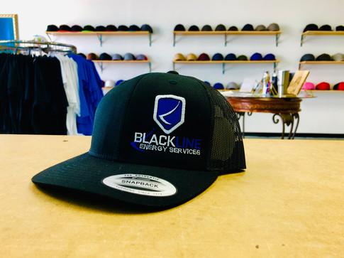 Black Line Energy Services Cap