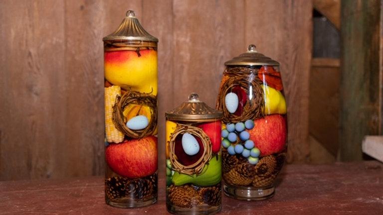 Lifetime Oil Candles-Robins Egg