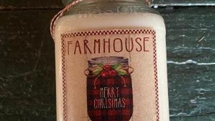 Farmhouse Preserve Wax Candle