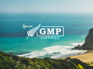Helius gains NZ's first GMP certification for cannabis medicines
