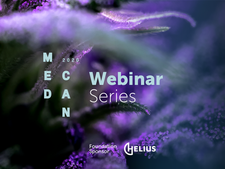 MedCan Summit launches medical cannabis webinar series