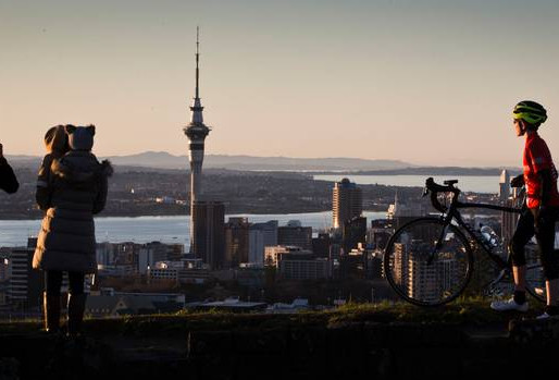 Auckland's future is brighter than Sydney, Melbourne and Brisbane