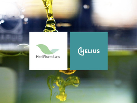 Helius signs supply agreement for imported cannabis materials