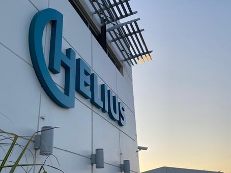 Helius achieves $105m market cap, plans clinical trials, expansion