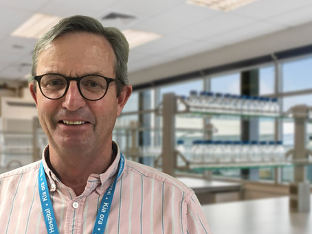 Leading pain specialist's cannabis role, encouraging for patients