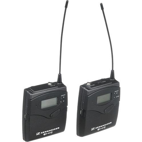 Sennheiser G3 Wireless Microphone System w/ Microphone