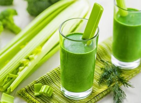 1. Celery Juice Fixed My Digestion & Fatigue