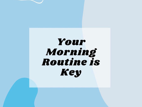 Your Morning Ritual Can Change Your Life