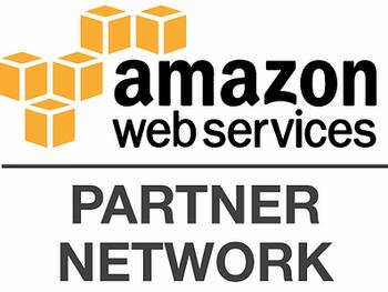 AWS Partner Network に認定!
