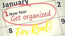 How to Get Organized and Stay Organized - For Real!