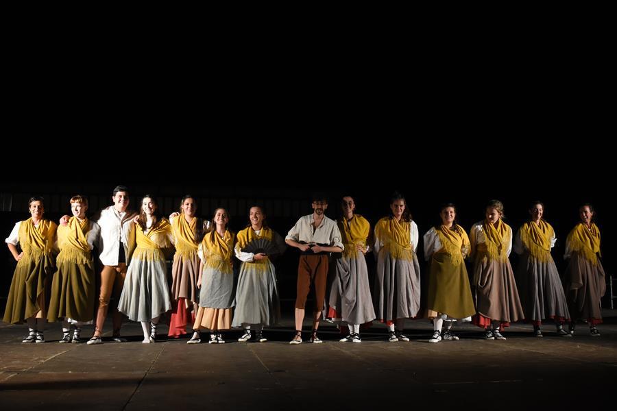 Foto del Marc Rius al Fet a Sant Feliu