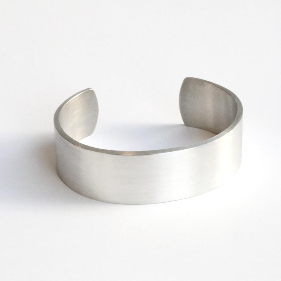 Silberarmspange