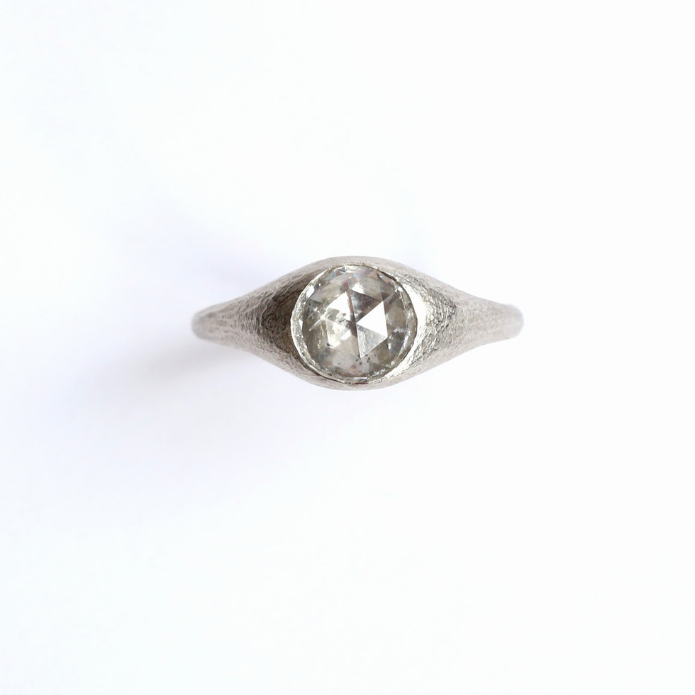 Diamantrosenring