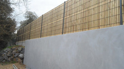 Nylofor 3D GRIS - Tasseaux Bois