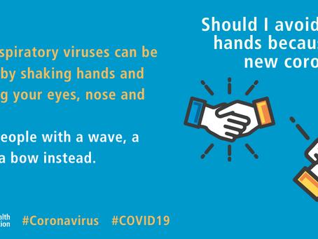 Prepare, Don' Be Panic #novel coronavirus