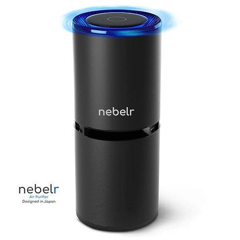 Nebelr Car Air Purifier Ionizer - 10 Million Negative Ions - Kills 99.9% Viruses