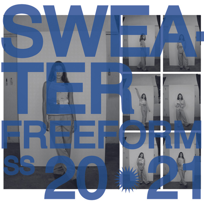 Sweater Freeform ss21
