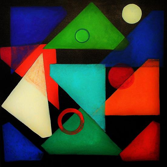 Círculos y triángulos