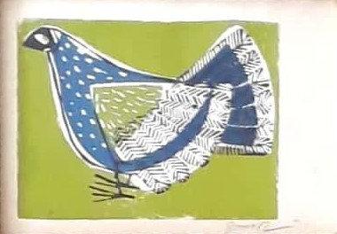 Gallina azul 2/10