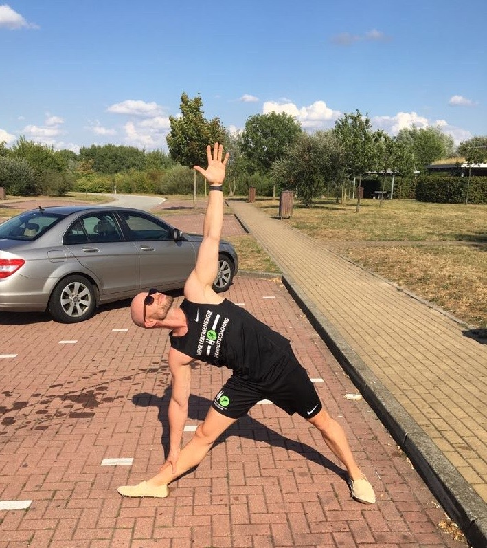 Yoga - egal wann, egal wo!