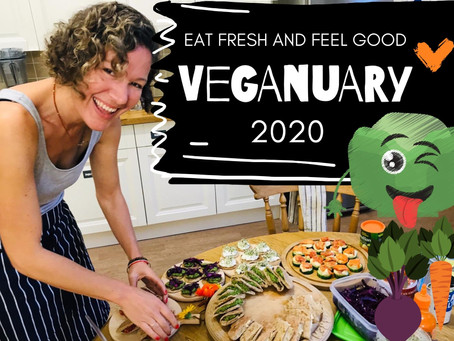 Six Simple Steps to Optimum Nutrition during Veganuary