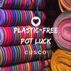 Our first Plastic Free Pop up Event in Cusco, Peru.