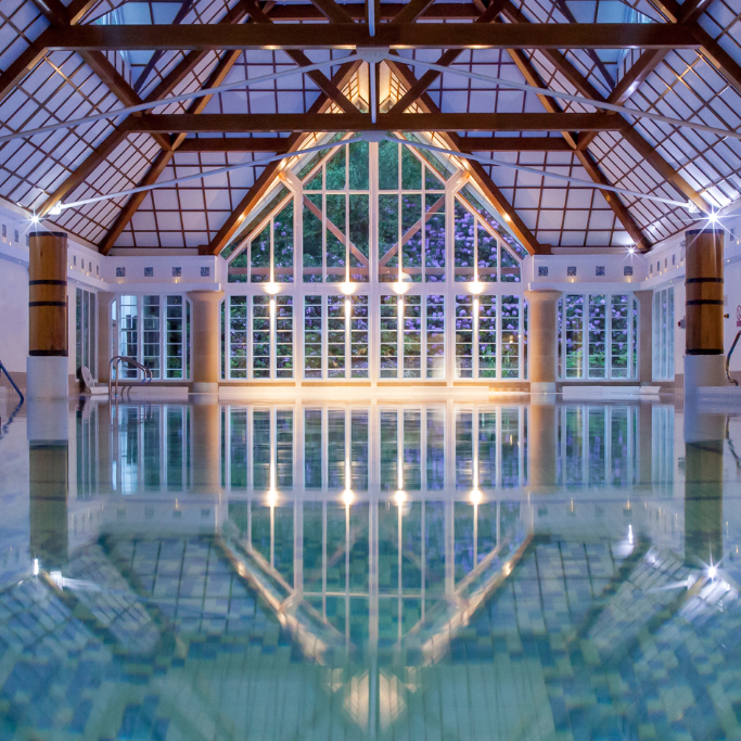 UK RETREAT - Champneys, Forest Mere August