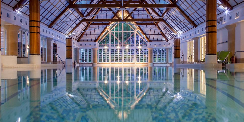 UK RETREAT - Champneys, Forest Mere - August