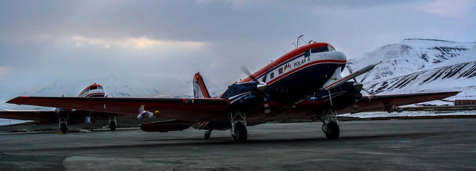 AWI Polar aircrafts