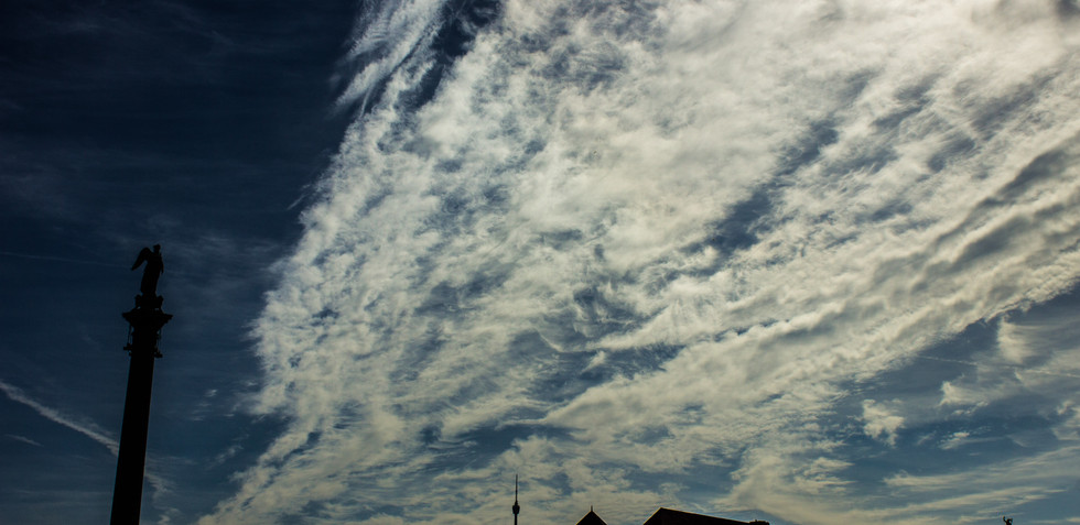 Cirrus in Germany