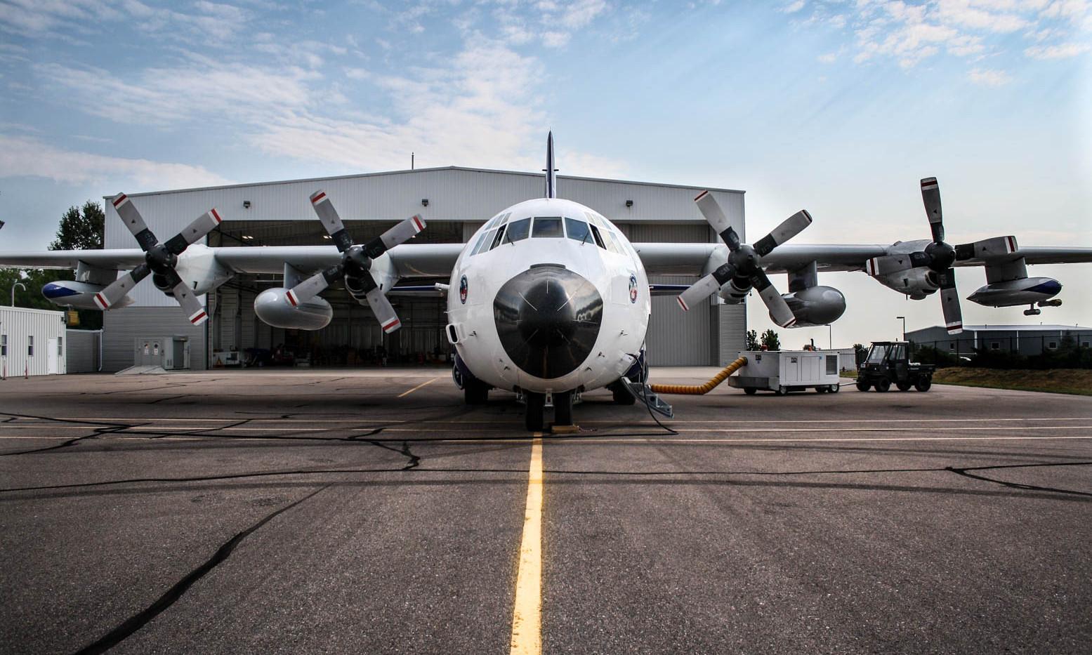NSF NCAR C-130