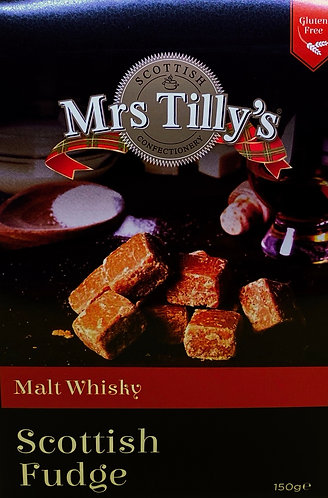 Malt Whisky Scottish Fudge