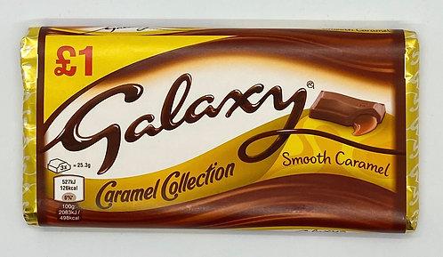 Galaxy Smooth Caramel Bar