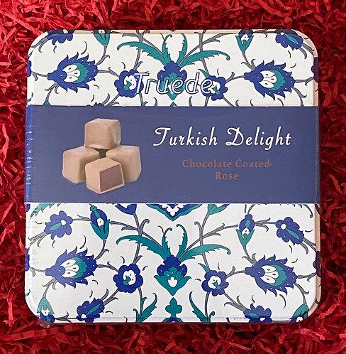 Turkish Delight Chocolate Coated Rose