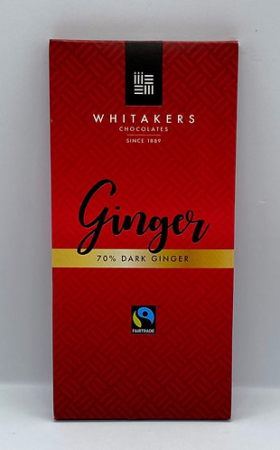 Ginger Dark Bar