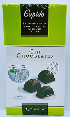 Gin Chocolates