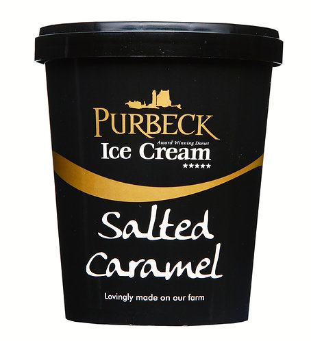 Salted Caramel Sharing Tub