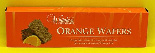 Orange Wafers