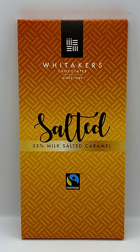 Salted Caramel Milk Bar