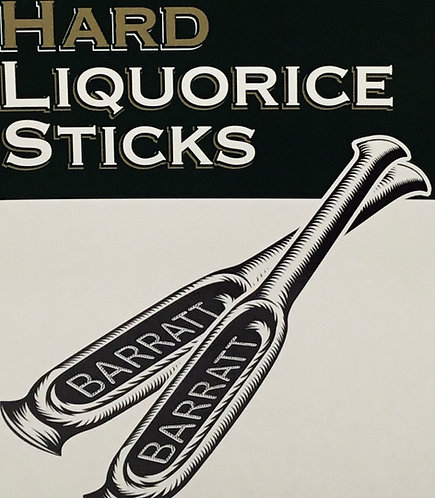 Hard Liquorice Stick Trio