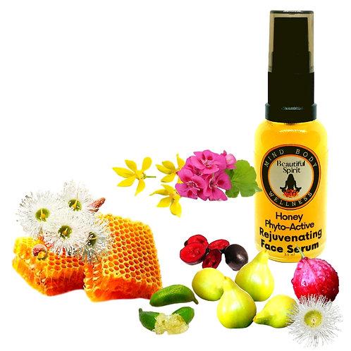 Honey Phyto-Active Rejuvenating Face Serum