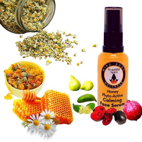 Honey Phyto-Active Calming Face Serum