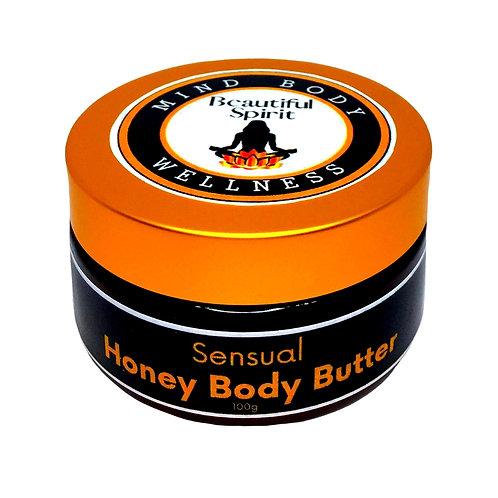 Sensual Honey Body Butter