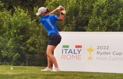 Italian Stroke Play Champion 2015