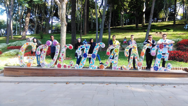 Lejrskole Tyrkiet sep.2015