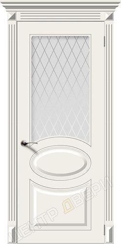 Джаз, двери Верда эмаль, двери эмаль белые, двери эмаль купить, двери эмаль каталог, белые двери межкомнатные