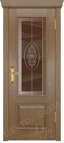 Цезарь-1 Мемфис - дверь межкомнатная из натурального шпона ТМ DioDoor (ДИОдор) купить в Саратове по цене производителя купить