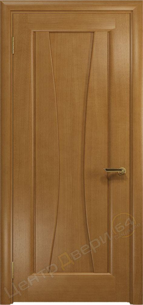 Соната-1, двери ДиоДор, двери DioDOOR, двери шпон, двери шпонированные межкомнатные, шпонированные двери, Двери Саратов