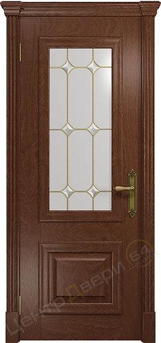 Кардинал Адель - дверь межкомнатная из натурального шпона ТМ DioDoor (ДИОдор) купить в Саратове по цене производителя купить